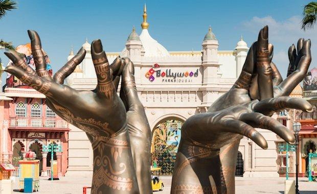 Bollywood-Parks-Dubai-Gate